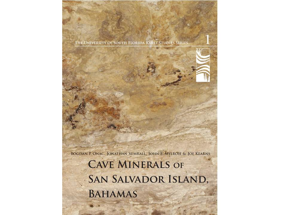 Cave Minerals Cover
