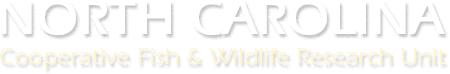 NC Cooperative Fish and Wildlife Research Unit Logo